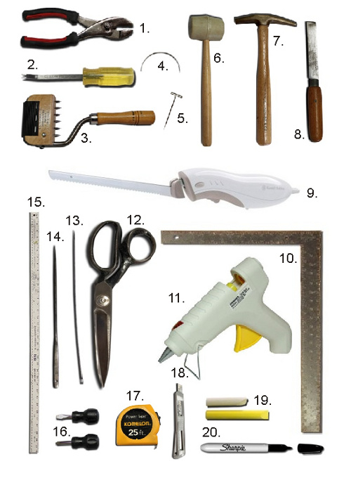 Upholstery-Tools